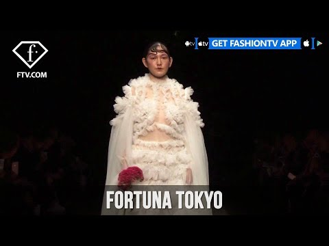 Tokyo Fashion Week Spring/Summer 2018 - Viviano Sue | FashionTV