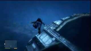 GTA 5 Подводный мир, Акваланг (aqualung)(Подводный мир ГТА 5, плаваем с аквалангом в поисках осколков. Подписаться: http://goo.gl/UWDfWl группу VK: https://vk.com/gta5vide..., 2013-09-19T15:46:25.000Z)