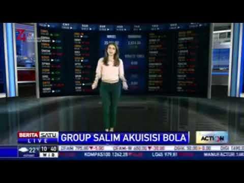 Salim Group Borong Saham Bola , Melalui CAR & ACA Perusahaan Miliknya.