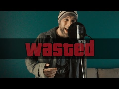 Wasted - MKTO   Sound Made Clearer Cover