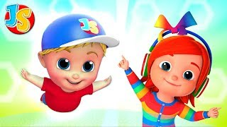 Popular Nursery Rhymes For Kids |  Videos For Children By Junior Squad