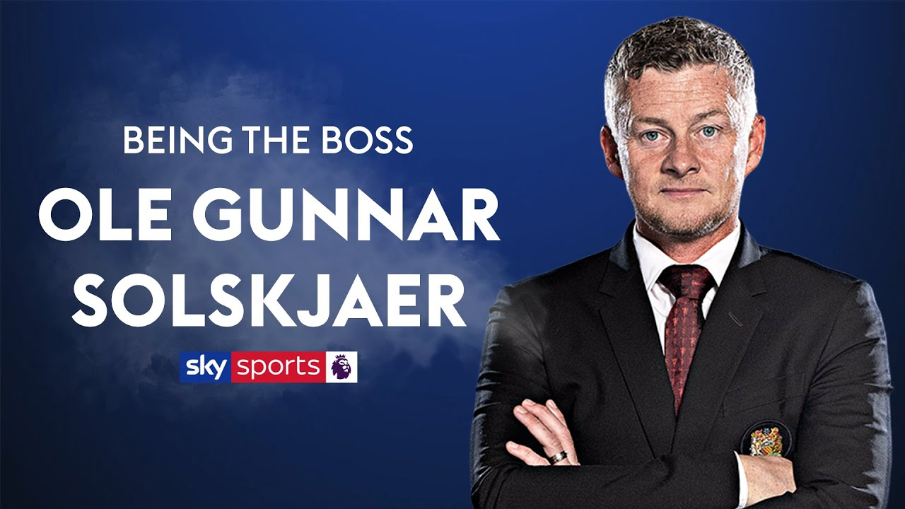 Ole Gunnar Solskjaer describes himself as a manager in THREE words | Being The Boss