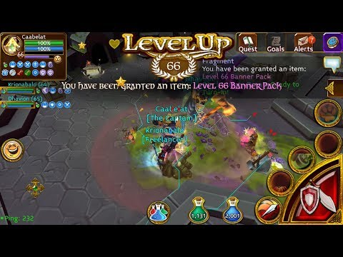 Arcane Legends Lvl Reaching 66+ Stats