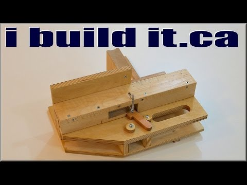 Building The Advanced Box Joint Jig