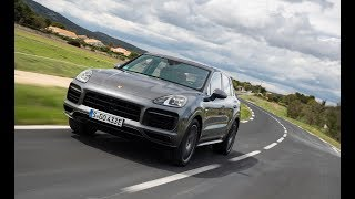 Porsche Cayenne 2019 Car Review