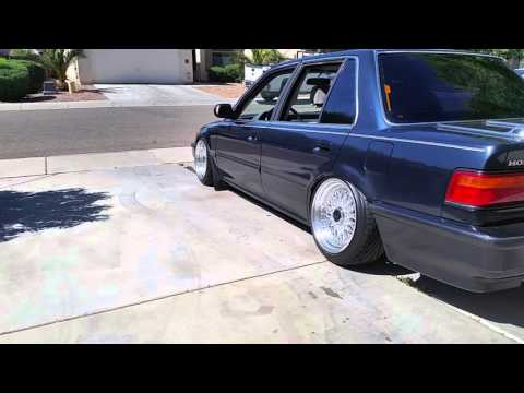 1991 civic final fitment