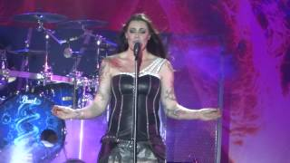 Nightwish - Sleeping Sun - Masters of Rock 2015