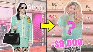 Spending $8,000 on an Ugly Gucci Outfit...