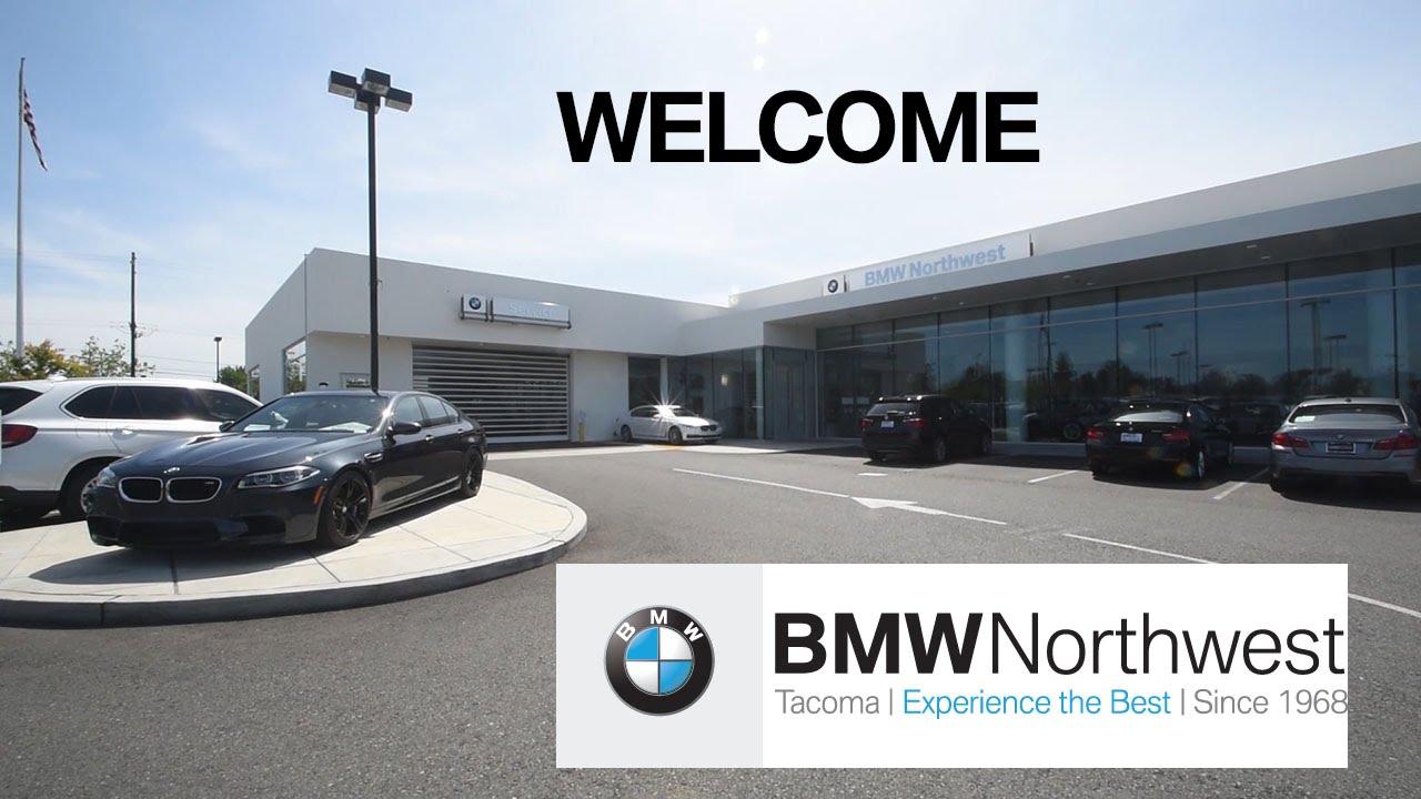 Bmw Northwest Dealership Tour Tacoma Wa Youtube