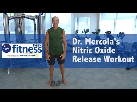 Dr. Mercola's Nitric Oxide Release Workout