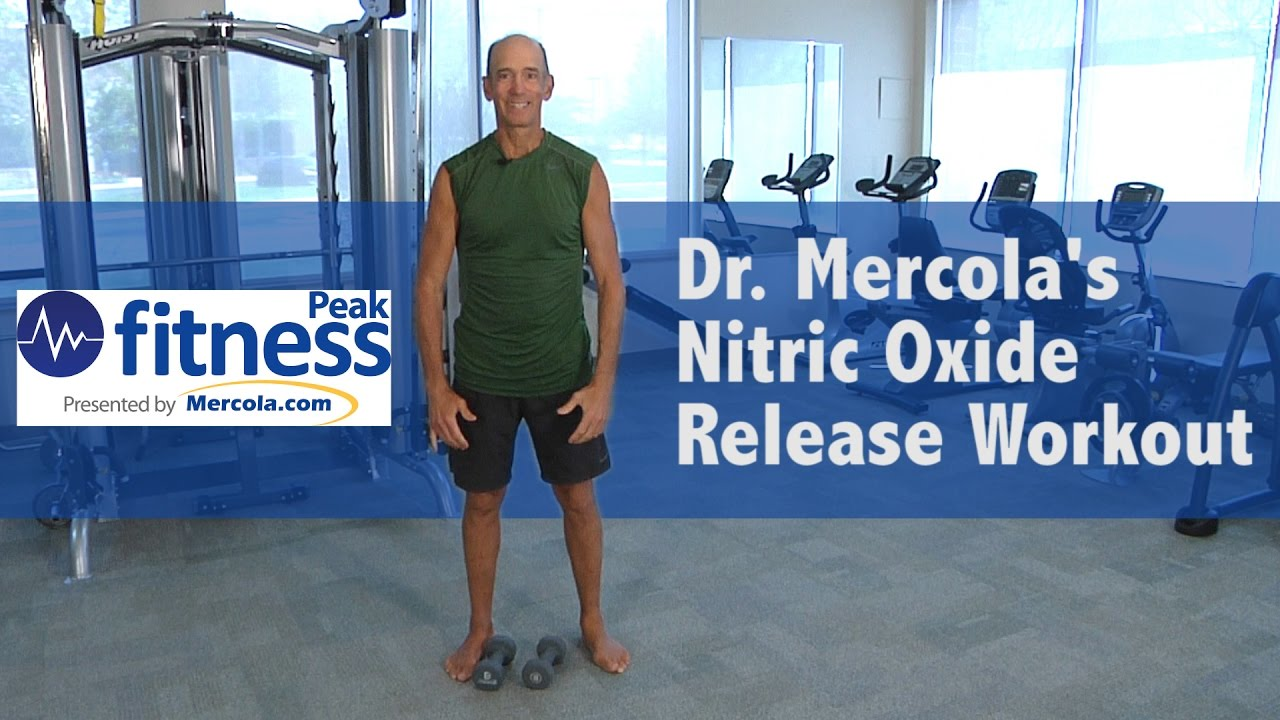 Download Dr. Mercola's Nitric Oxide Release Workout