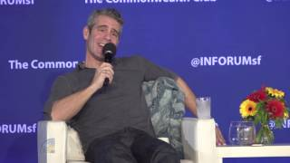 Andy Cohen and Anna Sale: Taboo Topics (Clip 3: Cohen on politics)