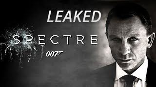Spectre Ultimate 007 Trailer (LEAKED)