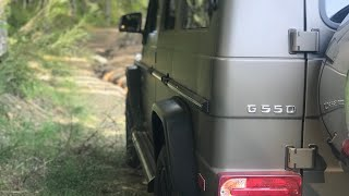 2018 Mercedes Benz G550 Review and Comparison