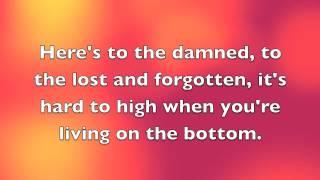 People Like Us Kelly Clarkson Lyrics Video
