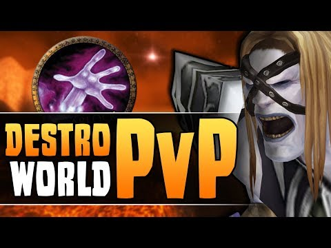 Level 32-39 DESTRUCTION WARLOCK World PvP: Classic | Ganking Gankers – World of Warcraft [Cobrak]