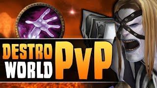 Level 32-39 DESTRUCTION WARLOCK World PvP: Classic | Ganking Gankers - World of Warcraft [Cobrak]