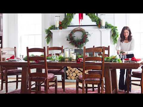 Pottery Barn's 2017 Holiday Collection