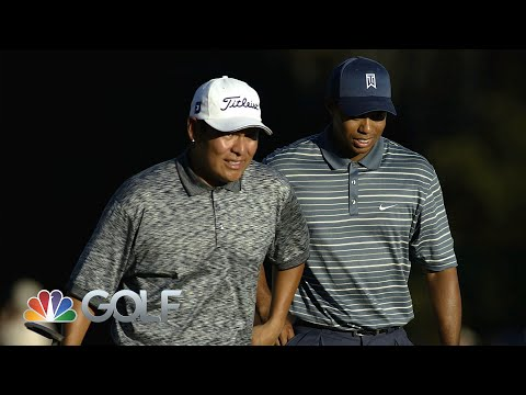 Notah Begay III sending positive energy to Tiger Woods | Golf Today | Golf Channel