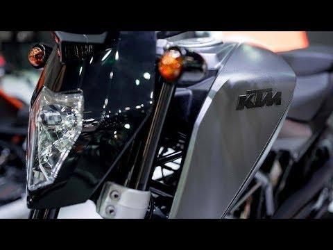 2018 KTM 200 Duke T