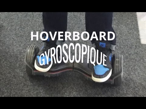 IFA 2015 : on a testé l'hoverboard gyroscopique !