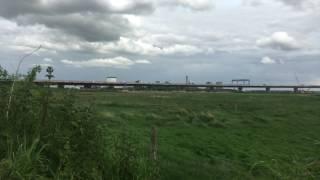 mersey gateway bridge time lapse 18th may 2017