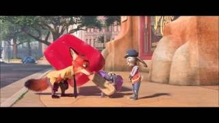 Zootopia: Jumbo Pop Scene. HD