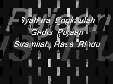 Thomas Arya - Syahara - Lirik