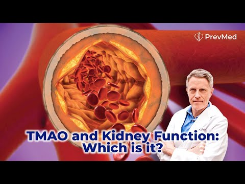 TMAO and Kidney Function: Which is it? - FORD BREWER MD MPH