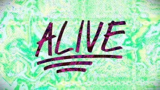 Gambar cover Alive (Lyric Video) - Hillsong Young & Free