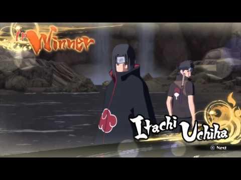 Naruto ninja storm 4
