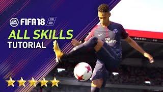 FIFA 18 | ALL 80 SKILLS TUTORIAL | ...