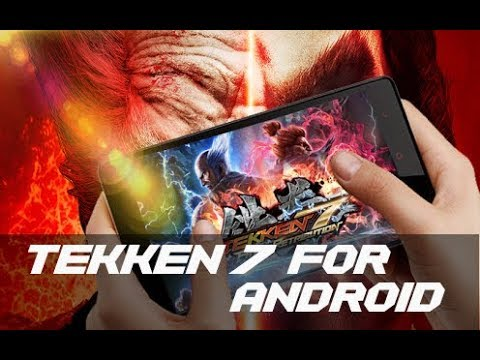 Tekken 7 APK + ISO For Android Free Download With PPSSPP