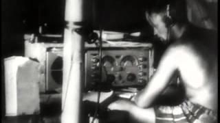 QRP Ham radio on Kon-Tiki raft 1947 שידורי חובבי רדיו מרפסודת הקון-טיקי  Receiver  National NC-173