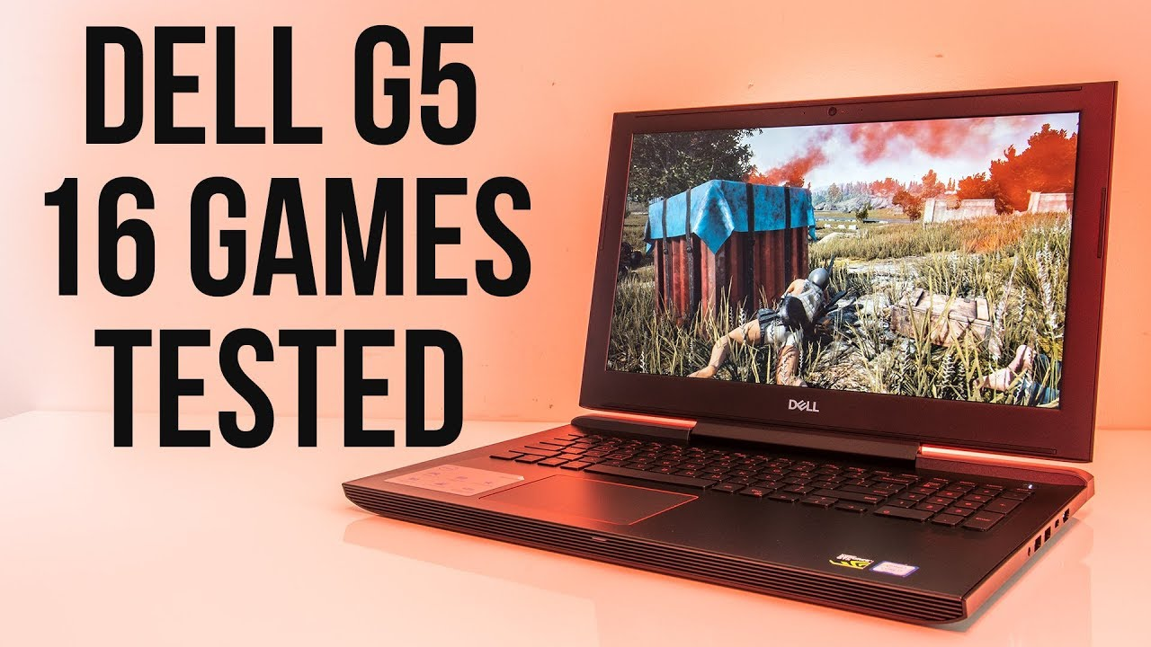 Dell G5 Gaming Benchmarks - 16 Games Tested!