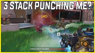 Ever Been Punched Off Drop? This Clip Will Satisfy You - Apex Legends #Shorts