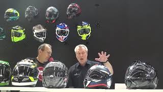 Neue Helme von HJC 2019 - Zonkos Intermot 2018