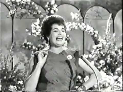 Schlagerfestspiele 1963  Illo Schieder 77 Frauen