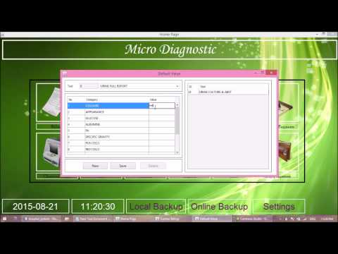 Lab Management Software System