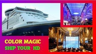 COLOR MAGIC   SHIP TOUR   HD   RUNDGANG