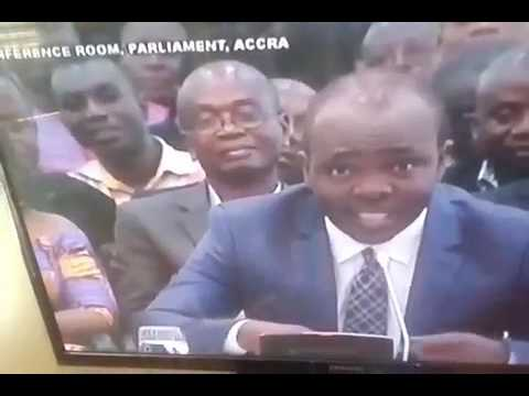 Vetting of Ghana's Sports Minister-designate, Isaac Kwame Asiamah