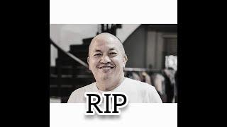 """RIP น้าค่อมสู่สุคติครับขอบคุณที่เป็นคนสุขของคนไทยทุกคนเราจะไม่มีวันลืม น้าชอบพูดคำว่า""""ไอ้สัส"""""""