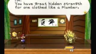 (039) Paper Mario 100% Walkthrough - It