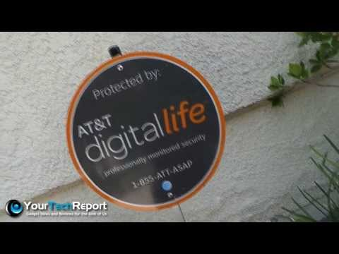 Touring AT&T Digital Life - Personalized Home Security And Automation Demo