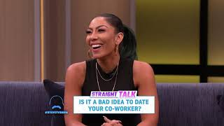 Straight Talk: Hooking Up with a Coworker?