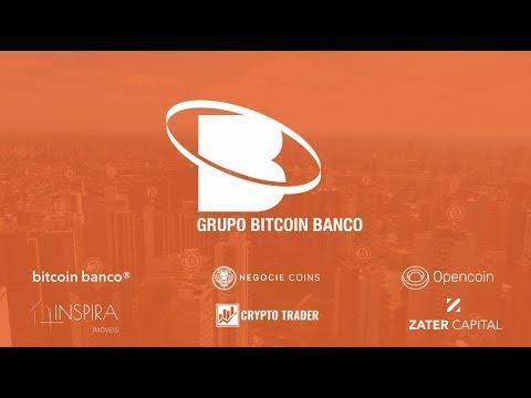 Vídeo Institucional - Grupo Bitcoin Banco