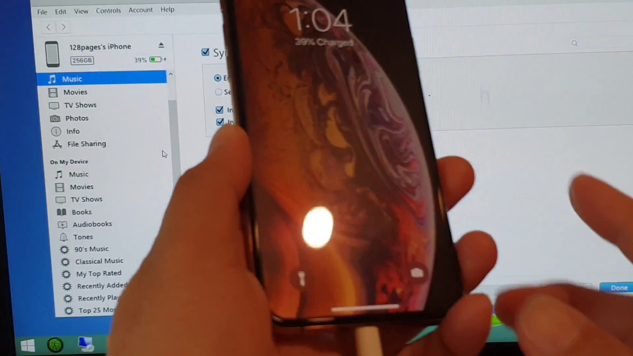 Backup and Transfer Music from iPhone to iPhone XS, XS Max, XR - All At Once