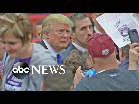 Trump on the State of His Presidential Campaign | Donald Trump 2016 Election