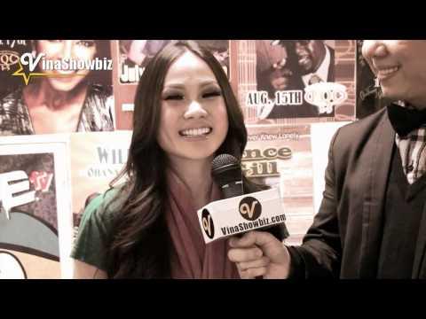 Vinashowbiz interview with Singer Anh Minh
