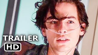 FIVE FEET APART Official Trailer (2019) Cole Sprouse Movie HD